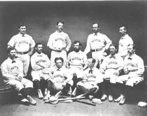 1873 Boston Red Stockings