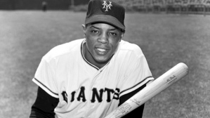 Willie Mays as a New York Giant