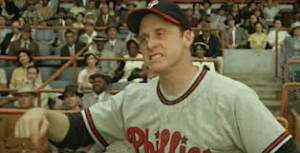 "Alan Tudyk as Chapman in ""42"""