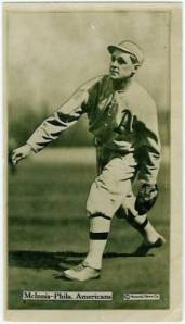 Stuffy McInnis, first base Philadelphia Athletics