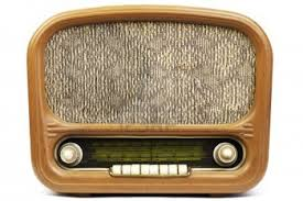 our radio looked a lot like this.