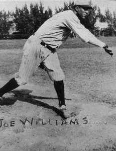 Smokey Joe Williams